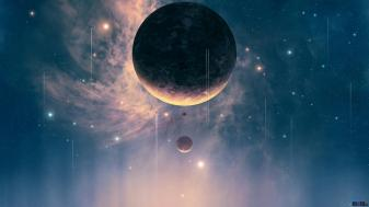 Falling-Planet-Space-Wallpaper-2754